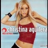 Christina Aguilera - What A Girl Wants (Remixes) [CDM] '2000