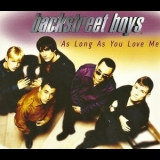 Backstreet Boys - As Long As You Love Me [CDM] '1997