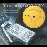 Simple Minds - Neon Lights & Dancing Barefoot EP '2001