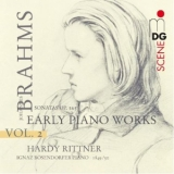 Johannes Brahms - Early Piano Works Vol. 2 (Hardy Rittner) '2008