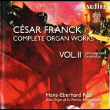 Cesar Franck - Complete Organ Works (Hans-Eberhard Ross) Vol. 2 (Disc 1) '2005