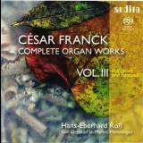 Cesar Franck - Complete Organ Works (Hans-Eberhard Ross) Vol. 3 (Disc 2) '2006
