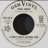Paul Anka - I Can't Help Loving You & When We Get There '2013 (1966)