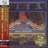 Styx - Paradise Theatre (japan Uicy-93924) '1980