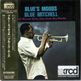 Blue Mitchell - Blue's Moods (2003 XRCD) '1960