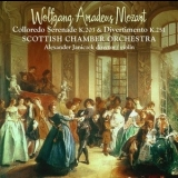 Wolfgang Amadeus Mozart - Colloredo Serenade K.203 and Divertimento K.251 (Scottish Chamber Orchestra) '2008