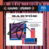 Bela Bartok - Concerto for Orchestra / Music for Strings, Percussion & Celesta / Hungarian Sketches (Fritz Reiner) '1989