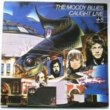Moody Blues, The - Caught Live +5 '1977