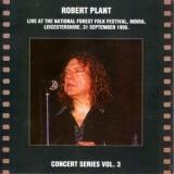Robert Plant - Live At The National Forest Folk Festival, Moira, Leicestershire, 31 September 1999 '1999