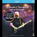 David Gilmour - Remember That Night (Live At The Royal Albert Hall) '2006