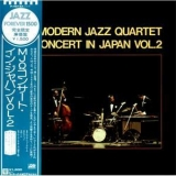 Modern Jazz Quartet, The - Concert In Japan Vol. 2 '1966