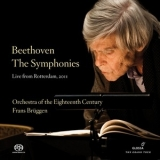 Ludwig Van Beethoven - The Symphonies (Frans Brüggen, Orchestra of the Eighteenth Century) (Disc 2) '2012