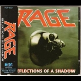 Rage - Reflections Of A Shadow [vicp-8034] japan '1990
