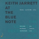 Keith Jarrett - At The Blue Note - Saturday, June 4th, 1994 - 1st Set '1995
