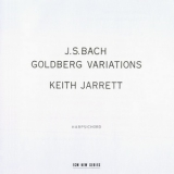 Keith Jarrett - J. S. Bach. Goldberg Variations '1989