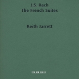 Keith Jarrett - J.S. Bach. The French Suites (2CD) '1993