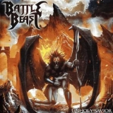 Battle Beast - Unholy Savior (Japanese Press) '2015