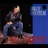 Blue System - I Will Survive [CDS] '1992