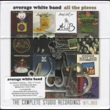 Average White Band - The Complete Studio Recordings 1971-2003 (AWBOX01, US) '2014