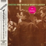 Smiths, The - The World Won't Listen (japan Minilp Wpcr-12442) '1986
