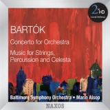Bela Bartok - Concerto For Orchestra; Music For Strings, Percussion & Celesta (Baltimore Symphony Orchestra, Marin Alsop) '2015