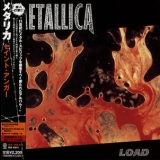 Metallica - Load (2006 Japanese Reissue) '1996
