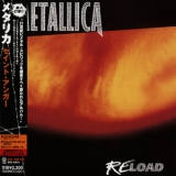 Metallica - Reload (2006 Japanese Reissue) '1997
