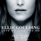 Ellie Goulding - Love Me Like You Do (Single CD from the Fifty Shades of Grey OST) '2015