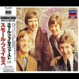 Small Faces, The - Small Faces (1989 Japanese Edition) '1966