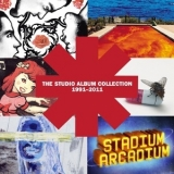 Red Hot Chili Peppers - The Studio Album Collection 1991-2011 (Part 2) '2015