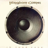 Kingdom Come - In Your Face (Vinyl, Canada)  '1989