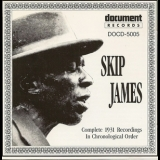 Skip James - The Complete Paramount Recordings 1931 (1994) '1994