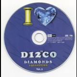 Various Artists - I Love Disco Diamonds Collection Vol. 2 '2001