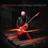 Joe Satriani - Unstoppable Momentum   (Epic, EICP 1579, Japan) '2013