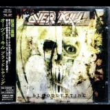 Overkill - Bloodletting [crcl-4767] japan '2000
