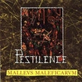 Pestilence - Malleus Maleficarum      (Metal Mind Records, Remastered [Poland, MASS CD 1178 DG]) '1988