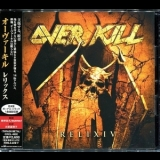 Overkill - Relixiv [crcl-4602] japan '2005