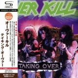 Overkill - Taking Over [wqcp-1369] japan '2013