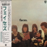 Faces - The First Step    (1990, Warner-Pioneer, Japan, WPCP-4036) '1970