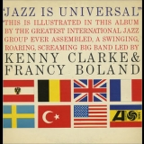 Kenny Clarke & Francy Boland - Jazz Is Universal '1961