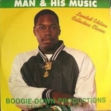Boogie Down Productions - Man & His Music '1988