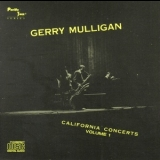 Gerry Mulligan - California Concerts - Volume 1 '1954