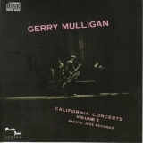 Gerry Mulligan - California Concerts - Volume 2 '1954