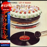Rolling Stones, The - Let It Bleed (2006 Japan MiniLP remastered) '1969