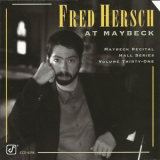 Fred Hersch - At Maybeck, The Maybeck Recital Hall Series Volume 31 '1994