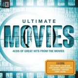 Various Artists - Ultimate Movies: 4CDs Of Great Hits From The Movies '2015