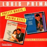 Louis Prima - Pretty Music & Wonderland By Night '1998