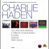 Charlie Haden - The Complete Remastered Recordings On Black Saint & Soul Note '2010