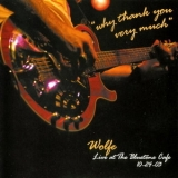 Todd Wolfe - Live At The Bluetone Cafe (2006) '2006
