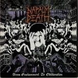 Napalm Death - From Enslavement To Obliteration '1988